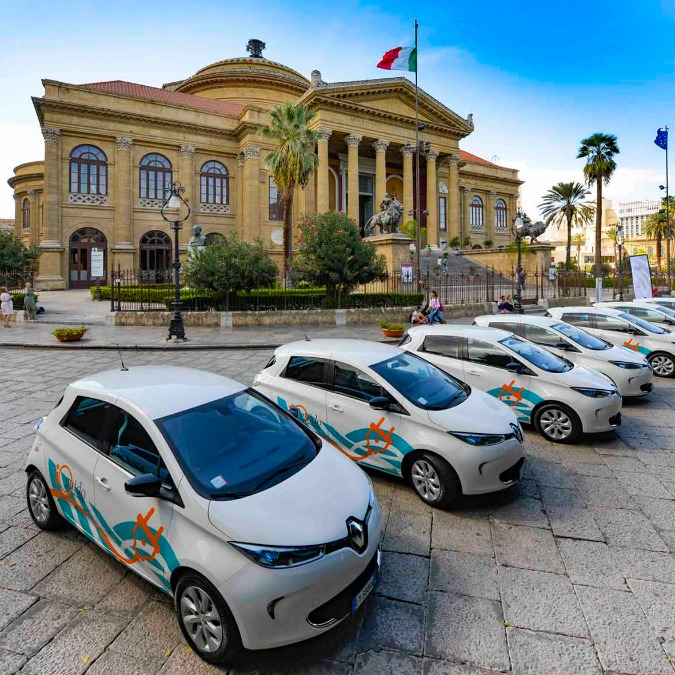 car-sharing-Palermo
